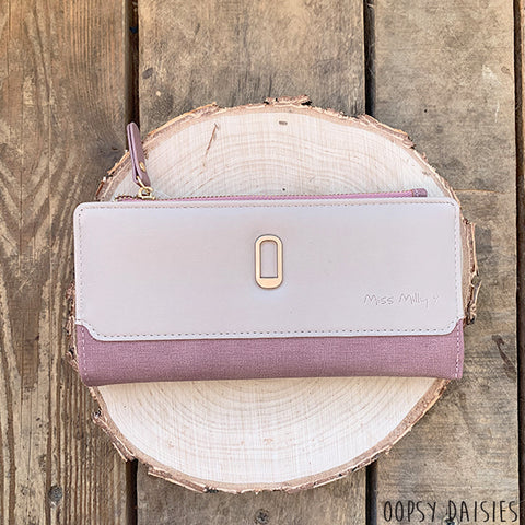 Miss Milly Purse - Dark Pink O 10881