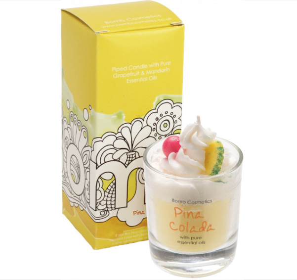 Candle Piped - Pina Colada 5656
