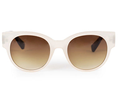 Powder Sunglasses - Samantha in Cream 8599