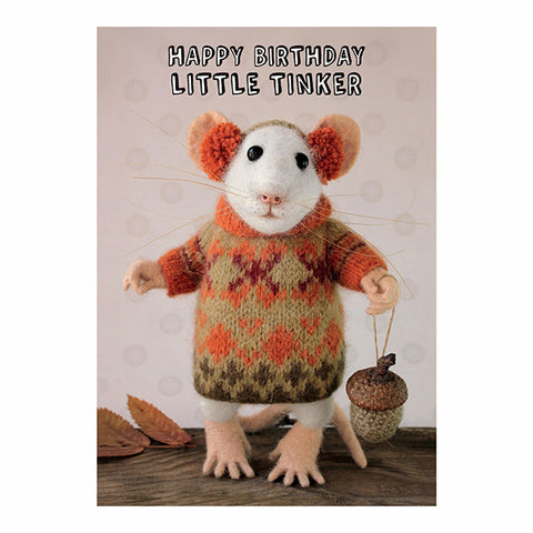 Card - Happy Birthday Little Tinker 11296