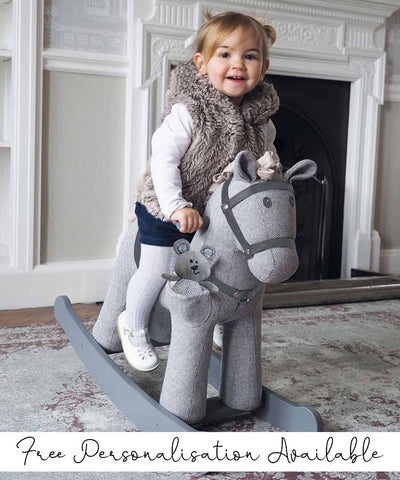 Stirling & Mac Rocking Horse - 12m+ 10649