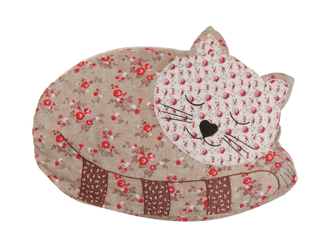 Sleeping Cat Agnes Cushion 605