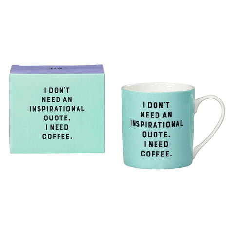 Yes Studio - Mug I Don't Need 7827