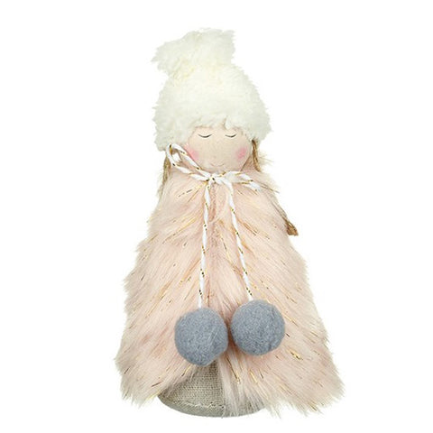 Fluffy Angel - Pink 10541