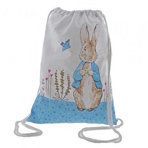 Beatrix Potter - Peter Rabbit Drawstring Bag 8751