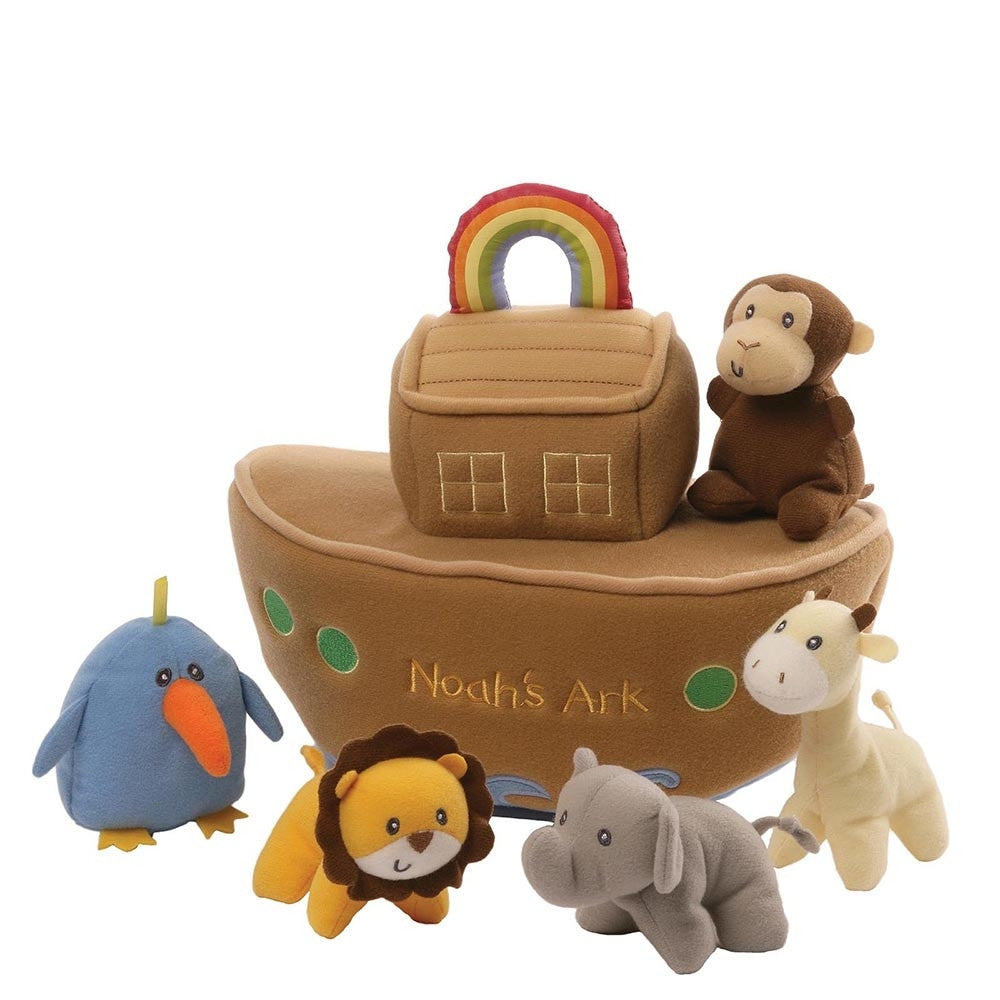 Noah's Ark Soft Play Set 4076