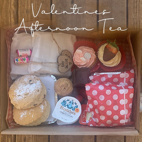 TAKEAWAY Valentines Afternoon Tea