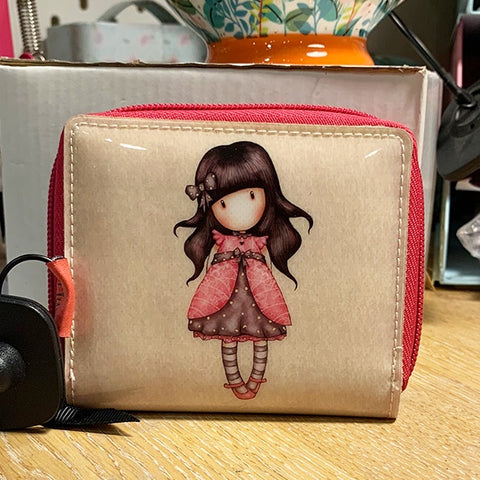 Gorjuss Ladybird Purse 4181