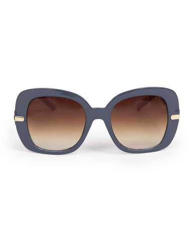 Sunglasses - Roxanne in Indigo/Beige 7369