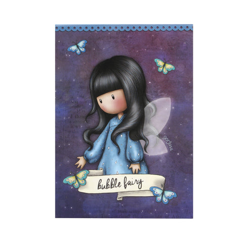 Gorjuss Memo Block - Bubble Fairy 8499