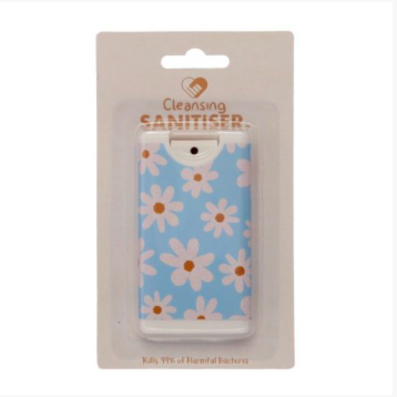 Hand Sanitiser Spray - Daisy 10413