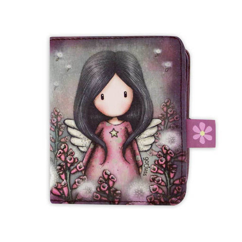 Gorjuss Little Wings - Wallet  with Detachable Purse 10480