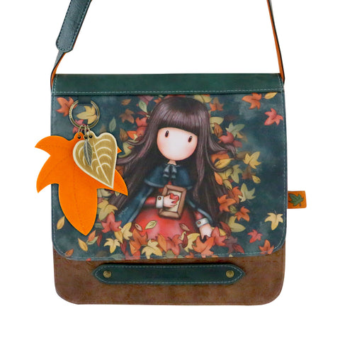 Gorjuss Autumn Leaves - Satchell 9660