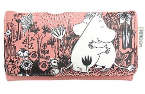 Disaster Moomin Love Wallet 4755