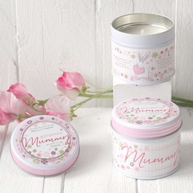 Candle Sugar Plum - Gorgeous Mummy 9744