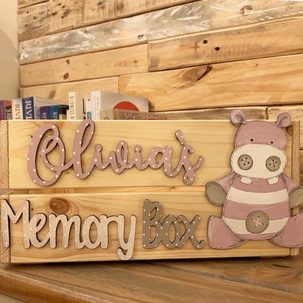 Personalised Animal Range - Crate 8641