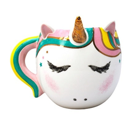 Disaster Candy Pop Unicorn Mug 7064