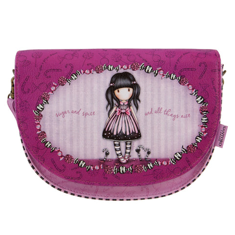 Gorjuss Cross Body Bag - Sugar & Spice 8101