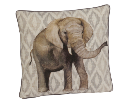 Elephant Cushion 10020