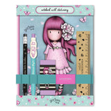 Gorjuss Cherry Blossom Notebook with Stationery Set 10171