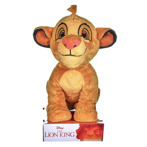 "Lion King Simba Young 10"" 8942"