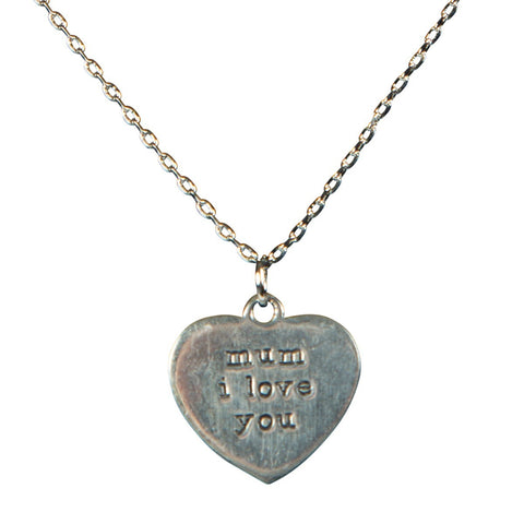 Necklace - Mum I Love You 5816