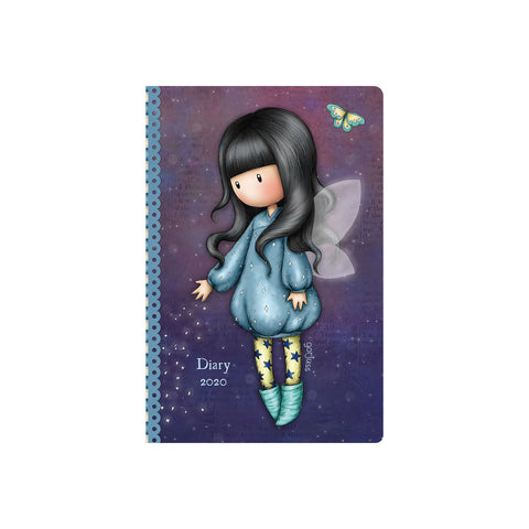 Gorjuss Pocket Diary - Bubble Fairy 9023