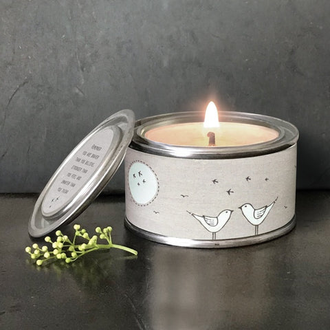 Tin Candle - Remember You are Braver 10903