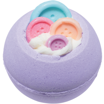 Bath Blaster - Bomb-Jamin Button 5172