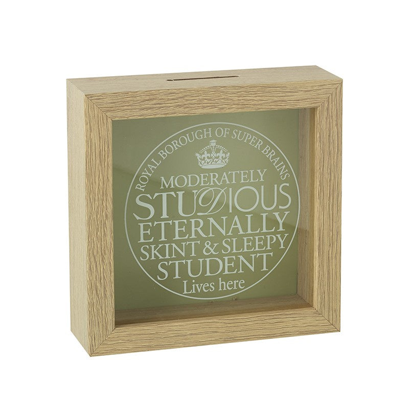 Money Box - Student 8877