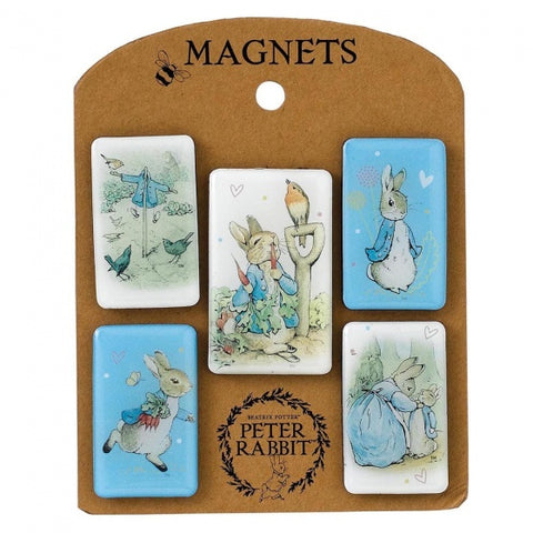 Beatrix Potter - Peter Rabbit Magnet Set 7615