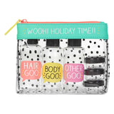 Travel Pouch Set - Wooh Holiday Time 7396
