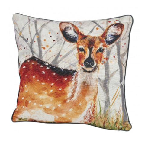Deer Cushion 10670