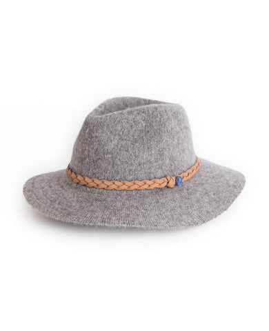 Powder Hat - Katie in Slate 6776