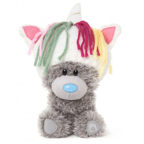 Tatty Teddy My Dinky Bear - Unicorn Hat 7544