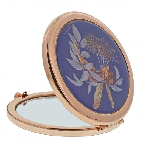 Flower Fairies Elderberry Compact Mirror 7563