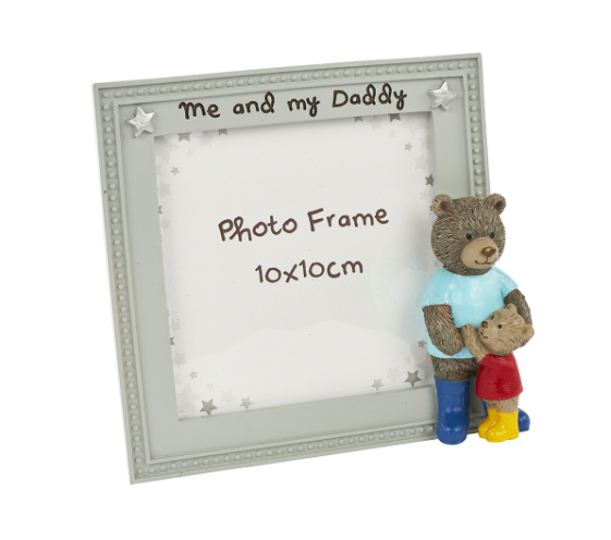 Daddy Bear Photo Frame 8864