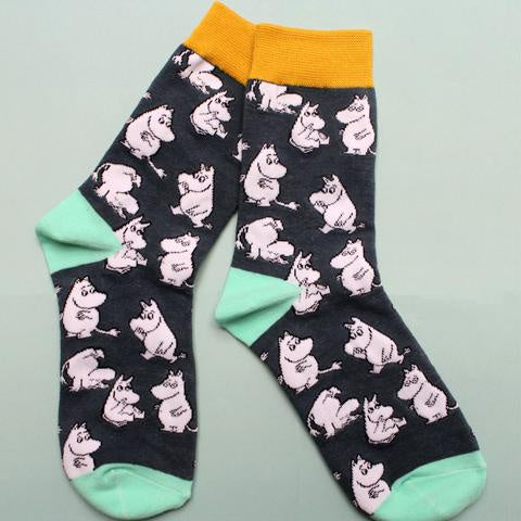 Disaster Moomin Socks 9407