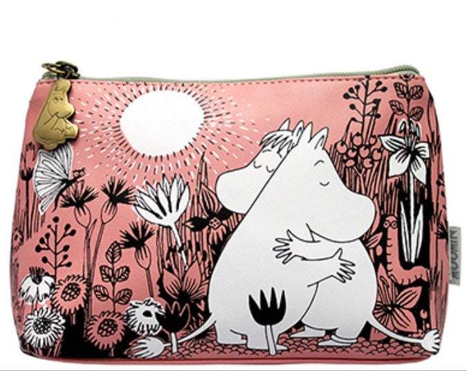 Disaster Moomin Love Make Up Bag 981