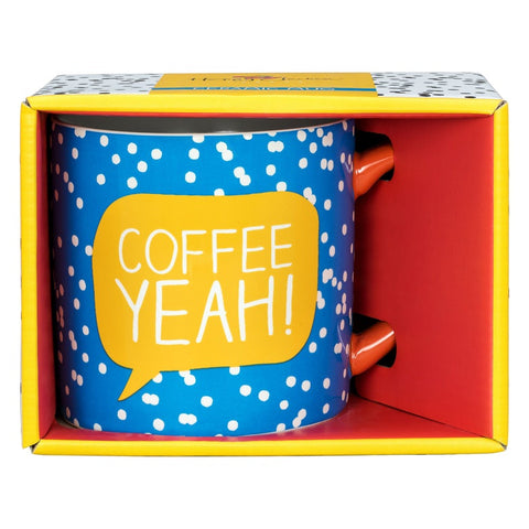 Happy Jackson Mug - Yeah Coffee 7801