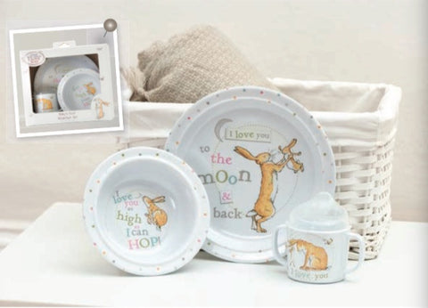 Guess How Much I Love You Breakfast Set 5055