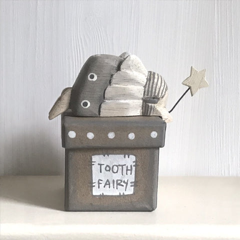 Fairy Tooth Box - Natural 10330