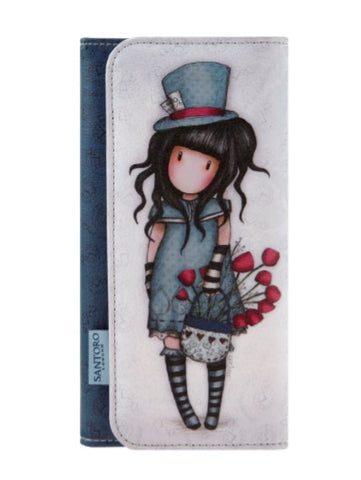 Gorjuss Wallet Long - The Hatter 8081