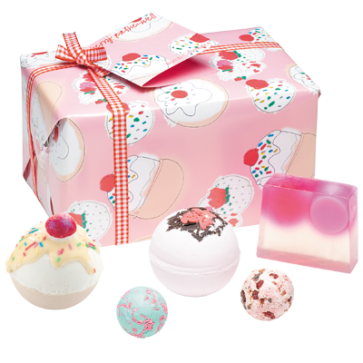 Gift Set - Cherry Bathwell 3750