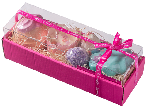 Bomb Cosmetics Gift Set - Cloud 9 3679