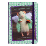 Tiny Squee Mousies Hardcover Notebook - The Diet Starts Monday 9512