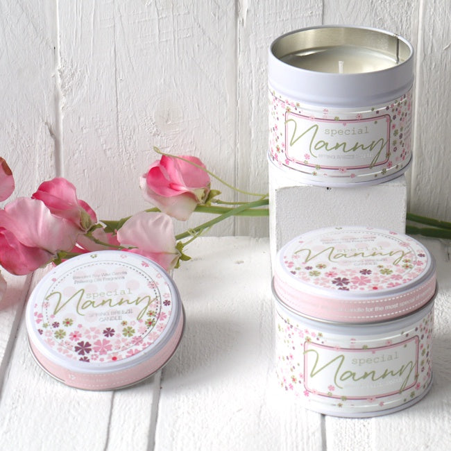 Candle Spring Breeze - Special Nanny 7419