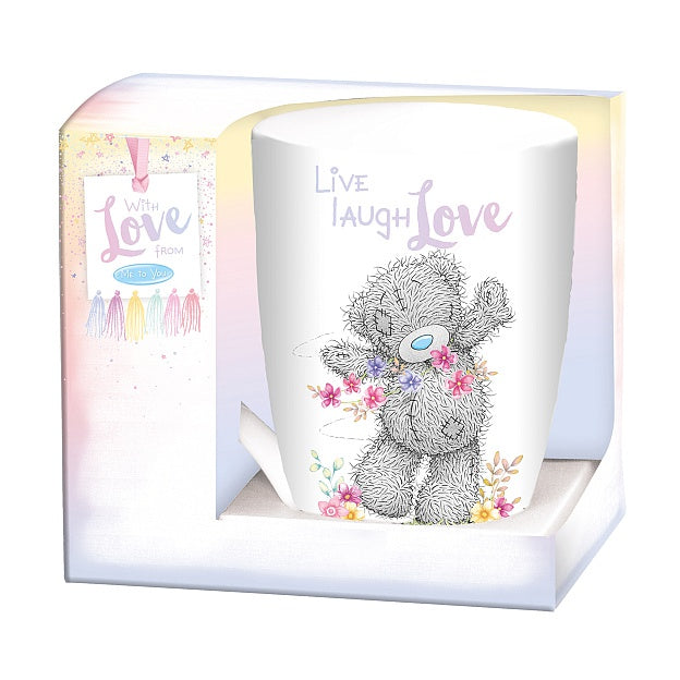 Me To You Mug - Live Laugh Love 11161