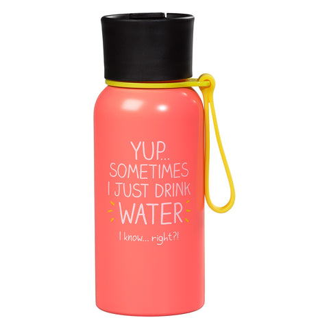 Water Bottle - Yup I Drink Water 7799