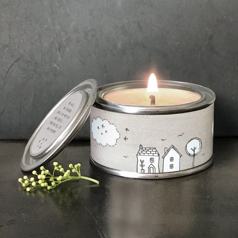 Tin Candle - Friends Old & Senile 10902